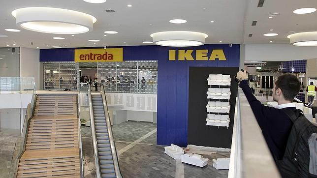 Imagen de la tienda IKEA en Valladolid