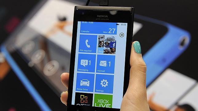 Nokia anuncia 4,4 millones de Lumia vendidos y sus acciones se disparan