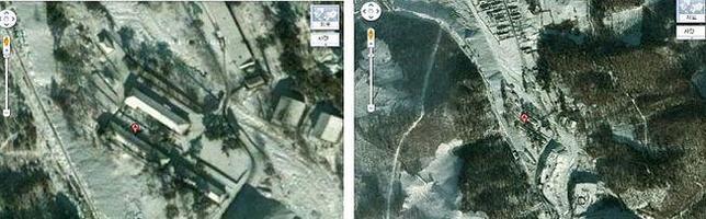 Google Earth ayuda a descubrir un campo de prisioneros en Corea del Norte