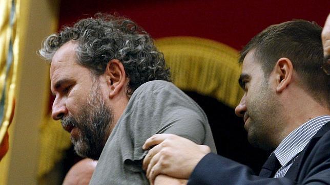 Willy Toledo y Pilar Bardem respaldan la manifestación de apoyo a presos etarras