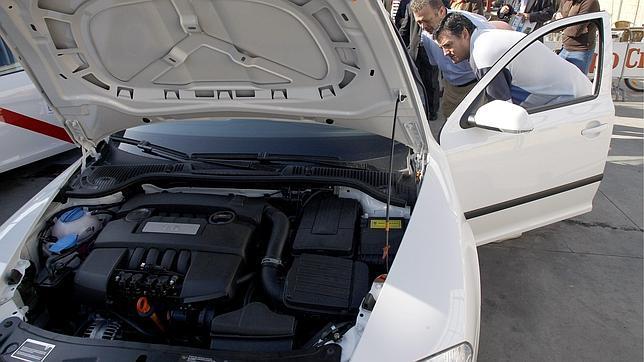 Fiat y Repsol se unen para impulsar los coches de gas