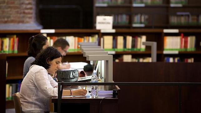 Doce bibliotecas abrirán hasta la una de la madrugada para preparar los exámenes