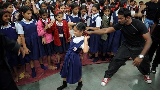 ... estrellas mal alineadas, «causas» de las violaciones en la India