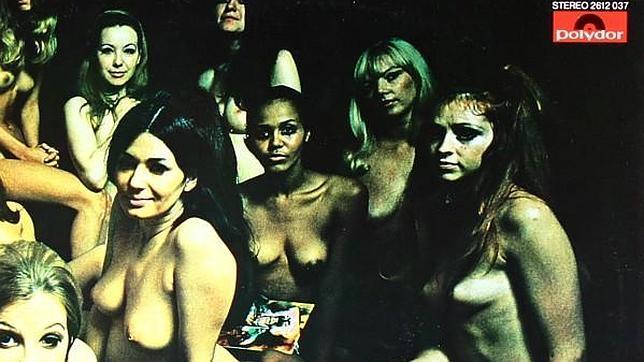 Fotos con caratulas de discos 70