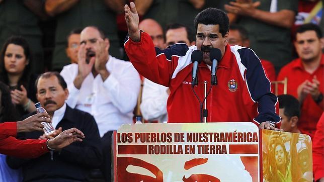 Maduro advierte de que tomará acciones si la oposición no reconoce al gobierno