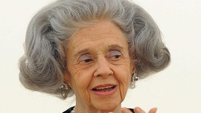 La Reina Fabiola se defiende ante los ataques a su fundación