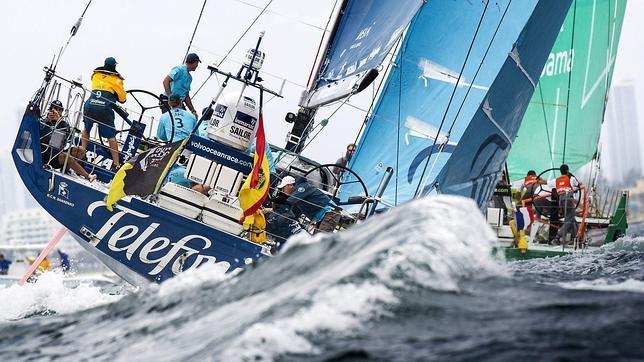 Volvo Ocean Race busca periodistas aventureros para dar la vuelta al mundo