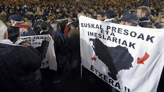 Batasuna: «Hacemos apología pura y dura de la paz»