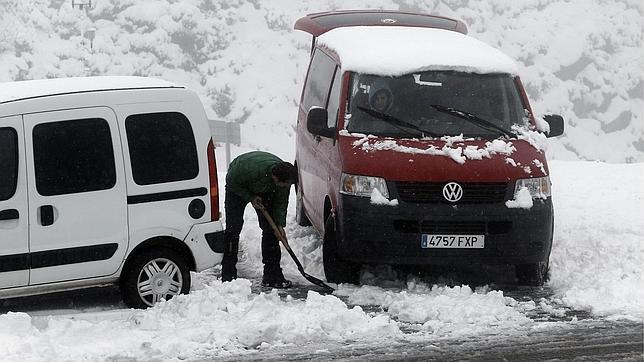 Catorce provincias en alerta por nieve