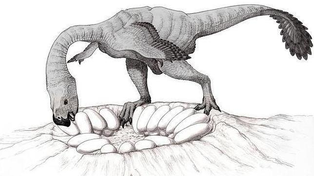 Resultado de imagen para dinosaurios con sus huevos