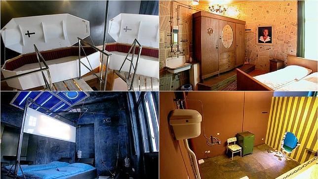 los 10 hoteles mas raros del mundo taringa. Black Bedroom Furniture Sets. Home Design Ideas