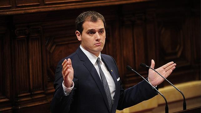 Ciutadans instará al Gobierno a acudir al TC si se debate la soberanía catalana