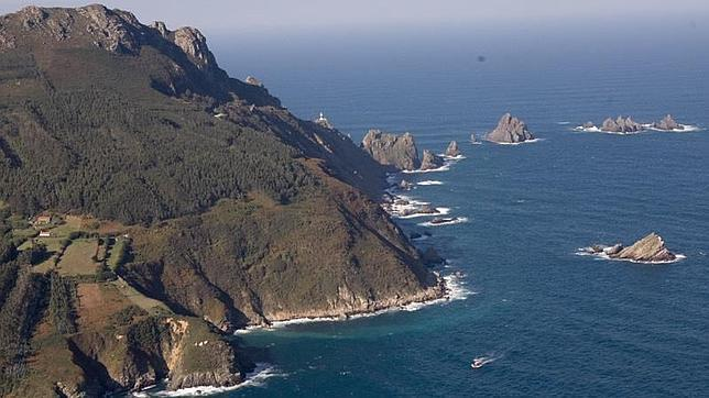 Cabo Ortegal en la Serra da Capelada