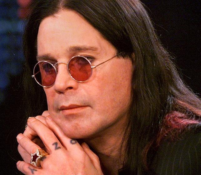 Ozzy Osbourne, en una imagen de archivo