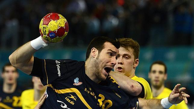 España se recrea ante Australia
