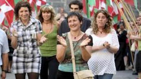 Estrasburgo avala la ilegalización de ANV