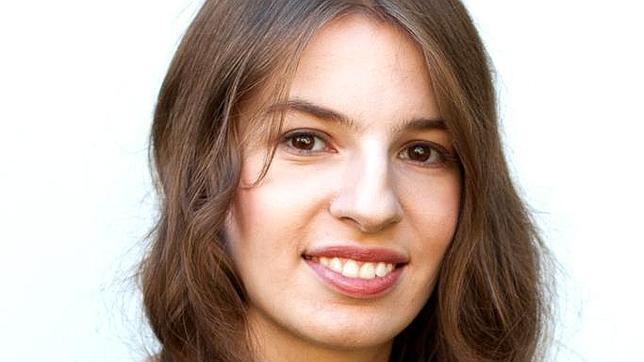 Otra imagen de la joven política alemana Marina Weisband