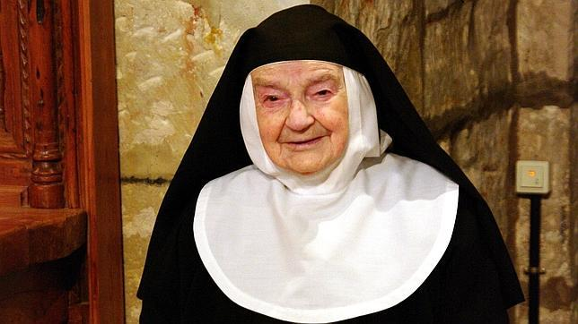 Sor Teresita, la monja que más años lleva en un convento de clausura