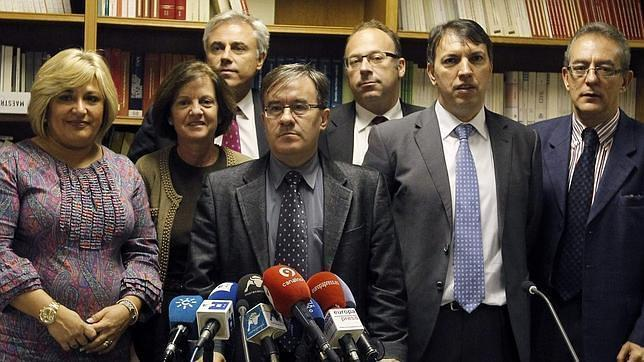 Jueces y fiscales estudian más medidas contra las reformas de Gallardón