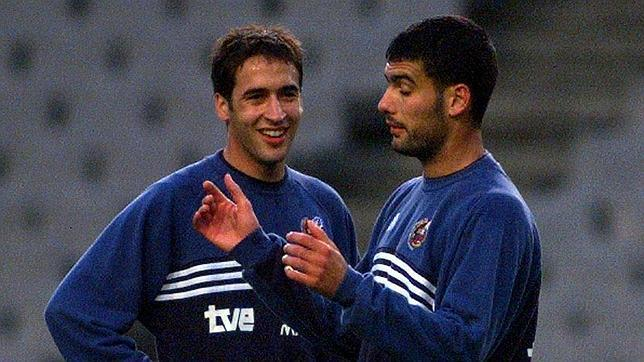 Raúl no acompañará a Guardiola en su aventura alemana