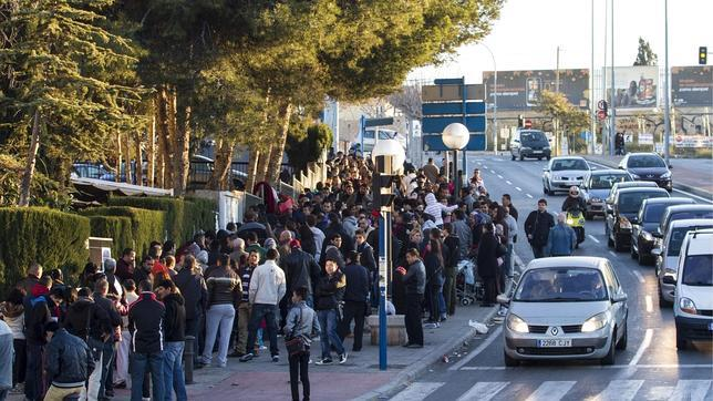 M s del 17 por ciento de la poblaci n valenciana es de for Oficina extranjeria toledo