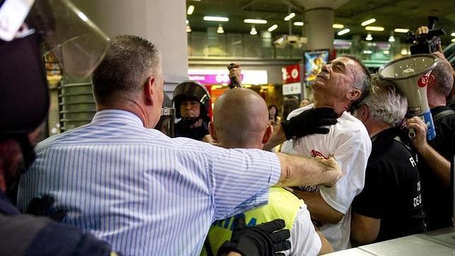 Más de 40 millones de horas perdidas por huelga en 2012, un 187% más