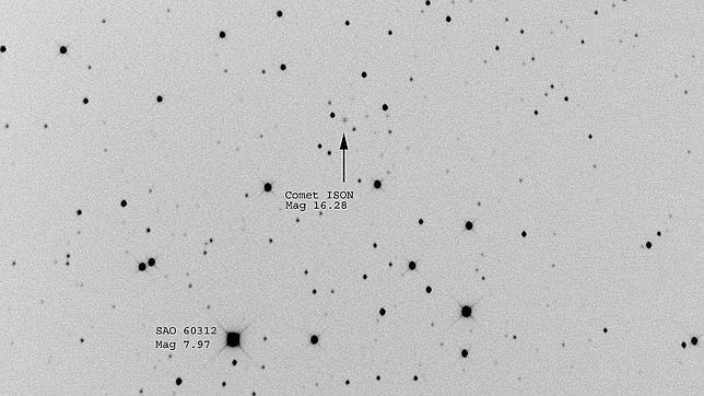 A la espera del cometa más espectacular de la historia