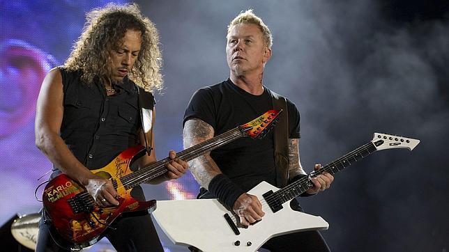 Metallica estrenará en agosto su película en 3D