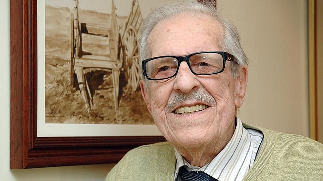 Fallece José María Fernández Nieto, el decano de los poetas de Castilla y León