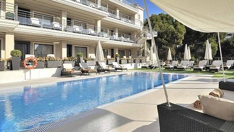 Diez de los hoteles espa oles premiados con los oscar for Hoteles minimalistas en espana
