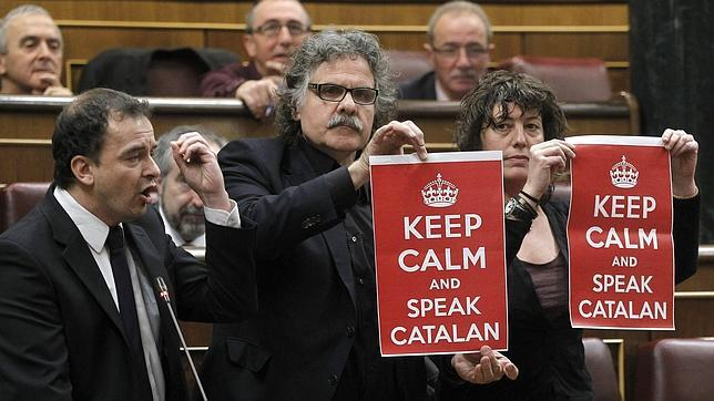 Las salidas de tono del nacionalismo catalán