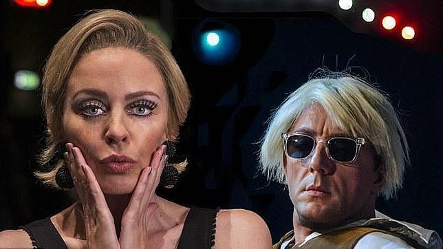 Kylie Minogue vuelve a la televisión en el papel de la musa de Andy Warhol