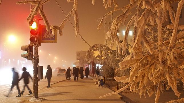 La resaca navideña causa un gran daño a la salud de los rusos y a la economía