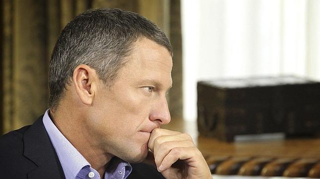 Armstrong: «Me dopaba por el afán de ganar a cualquier precio»