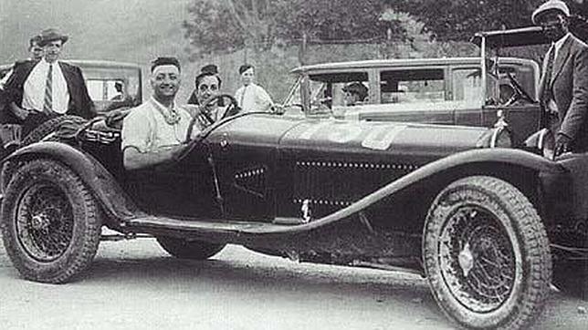 La trágica historia de Enzo Ferrari