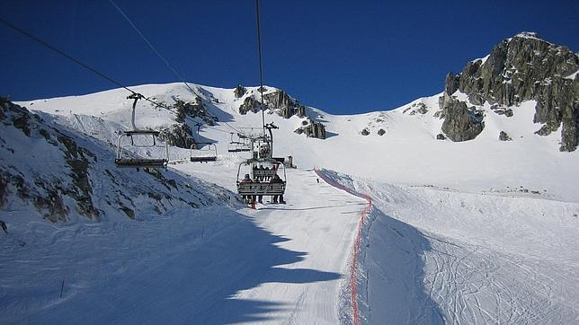 Pistas Ski Abiertas de Pistas Abiertas