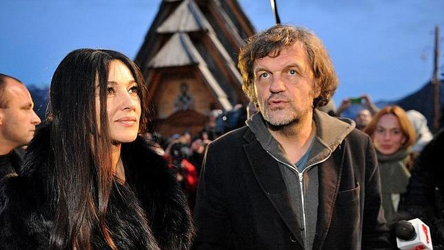 Monica Bellucci protagonizará el nuevo filme de Kusturica