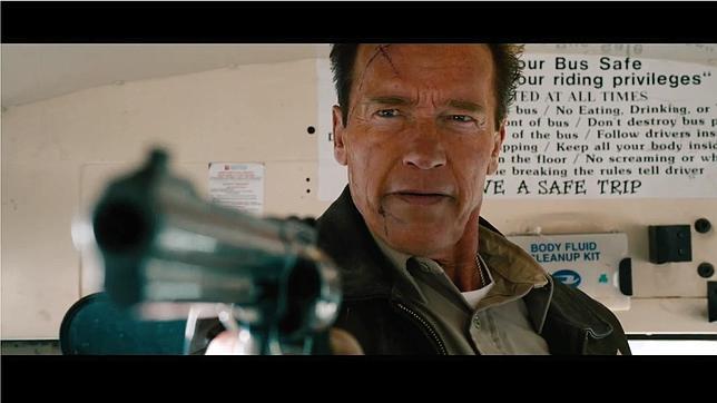"""Arnold Schwarzenegger: """"Ya no soy un héroe de acción&"""