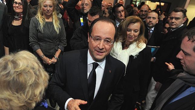 Hollande: «La intervención en Malí durará lo que sea necesario para vencer el terrorismo»