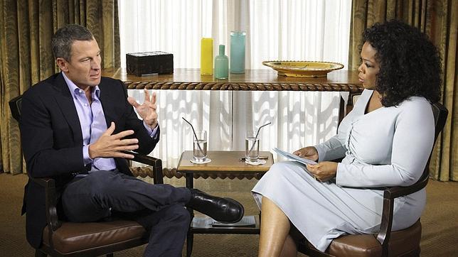Armstrong a su hijo: «Nunca más me defiendas»