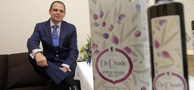 José Luis de Prado: «Duplicaremos este año nuestra capacidad de producción»