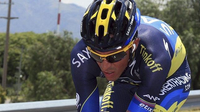 Contador se decanta por correr el Giro y el Tour