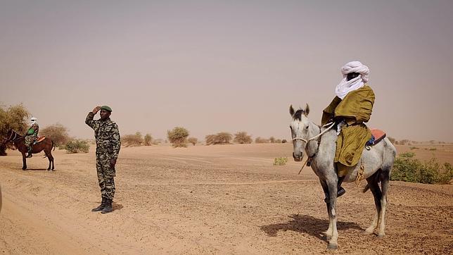 Al Qaida campa a sus anchas en el Sahara