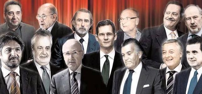 El diccionario de la corrupci n en espa a - Casos de corrupcion en espana actuales ...