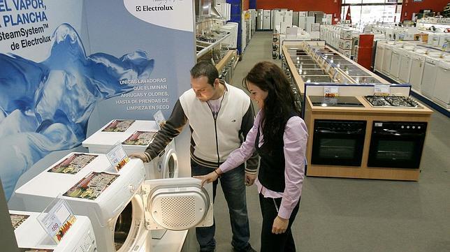 Guía para ahorrar en la compra de electrodomésticos