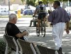 El envejecimiento de la población continúa imparable