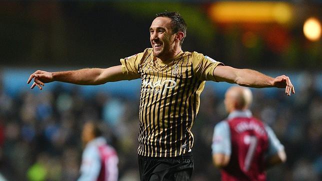 El Bradford, de cuarta división, jugará la final de la Copa de la Liga en Inglaterra