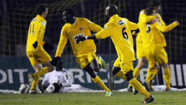 Otro equipo de Tercera enamora a Francia
