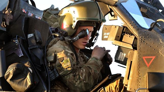 Los talibanes, sobre el príncipe Enrique: «Debe de tener un problema mental»