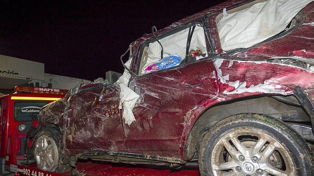 El Juli sufre fratura de radio en un accidente de tráfico en Trujillanos